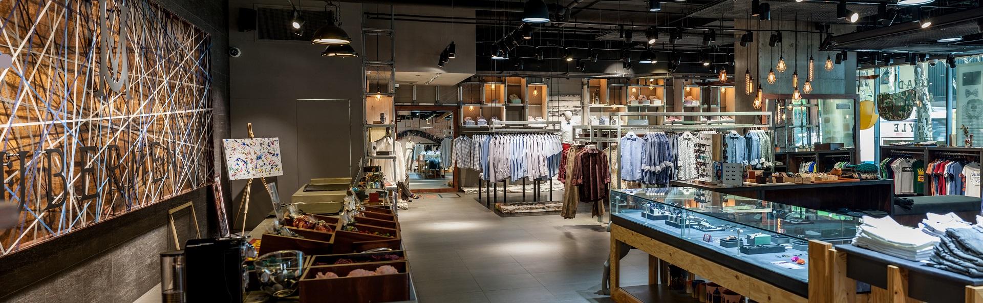 UBERMEN store 1-1