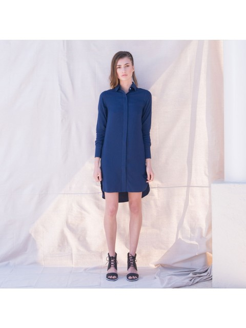The-Great-Beyond-Helene-Shirt-Dress-TFCDL15200080906-1
