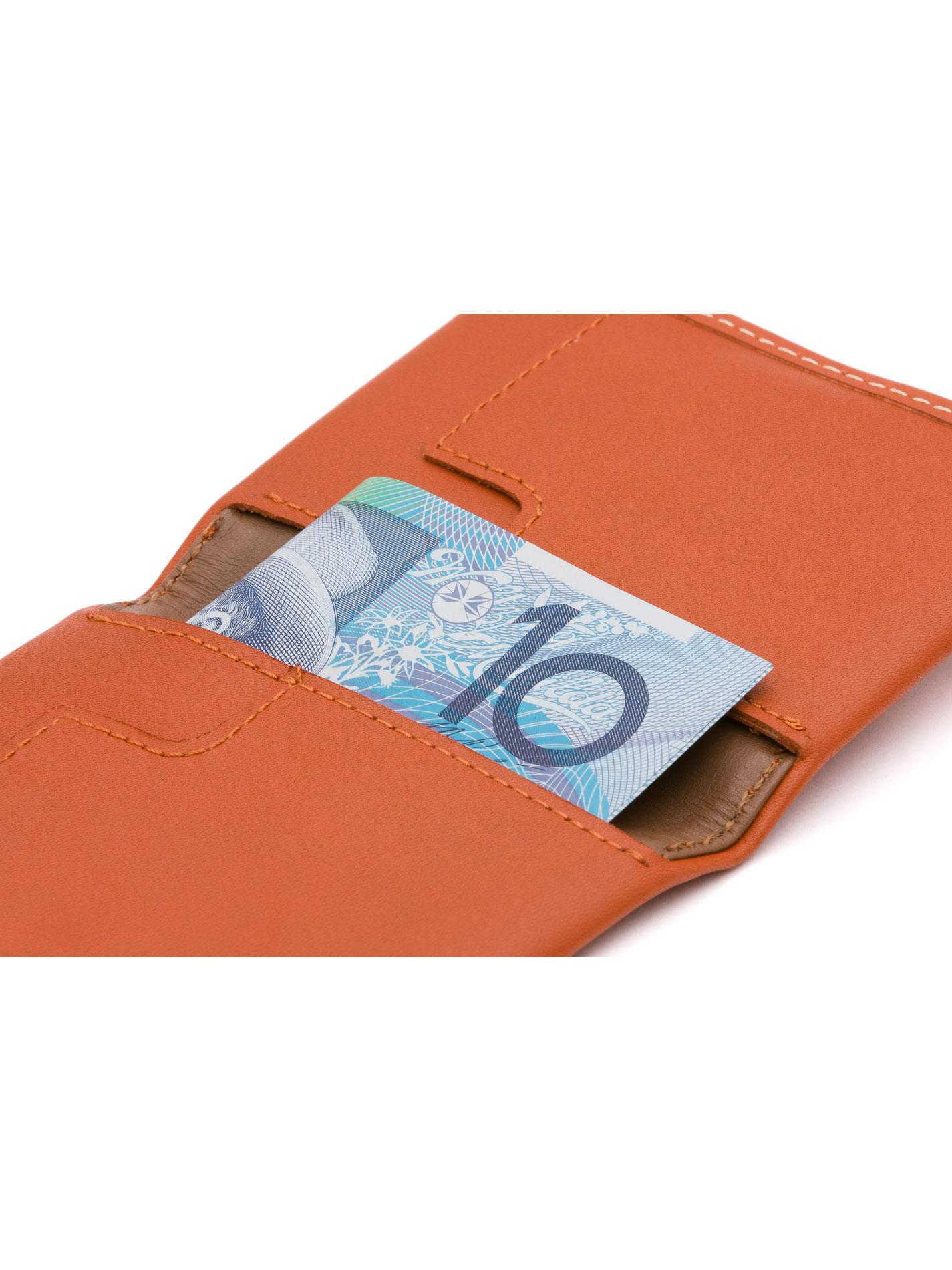0995aa80ff Bellroy – Everyday Wallets – Slim Sleeve – Tamarillo