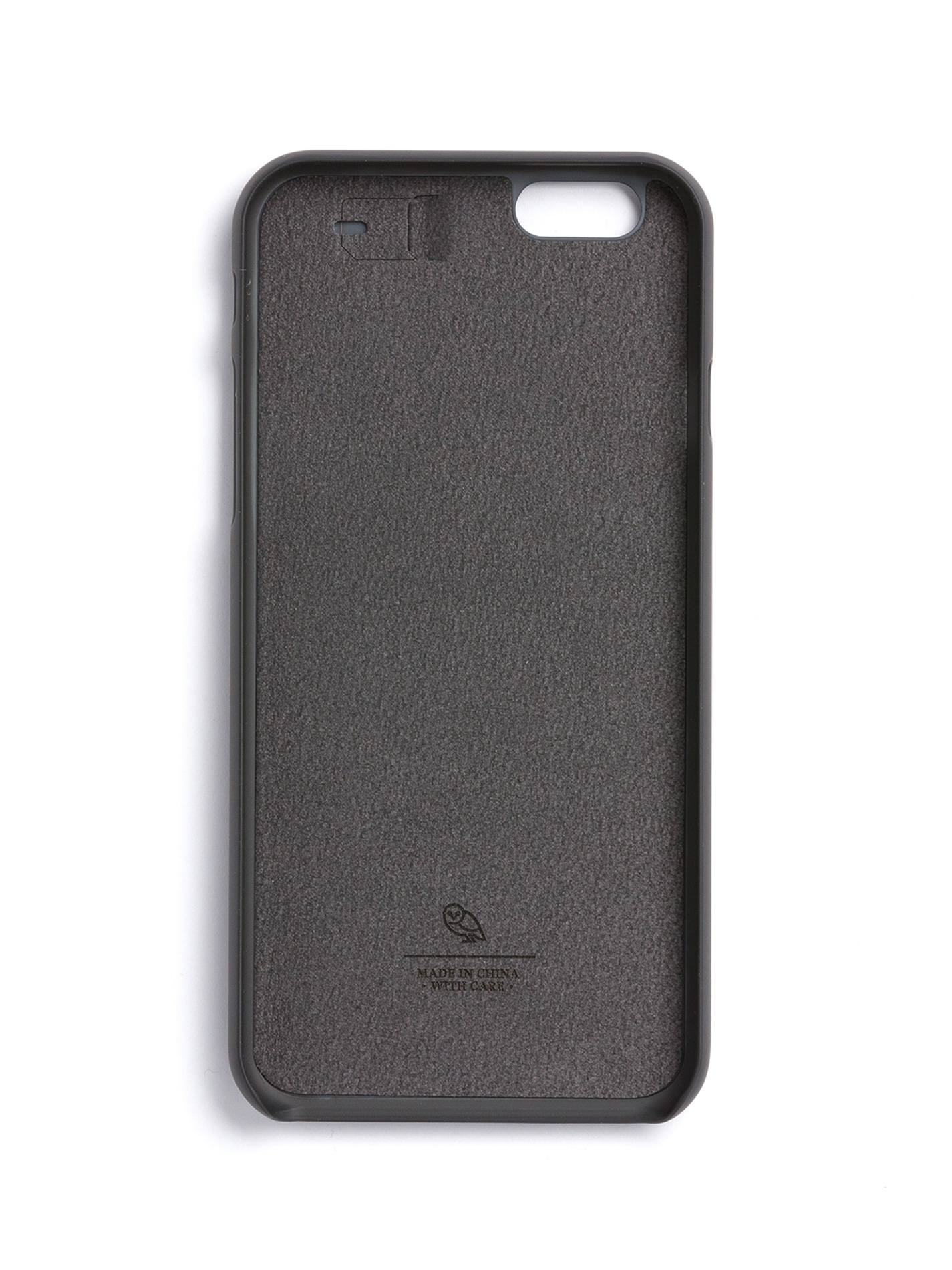 buy online 327e3 e5662 Bellroy – iPhone 6/6s Phone Case – 1 Card – Charcoal