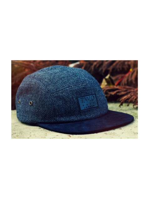 NSP-Black-Herringbone-Suede-5-Panel-ZUAHC156000202-1