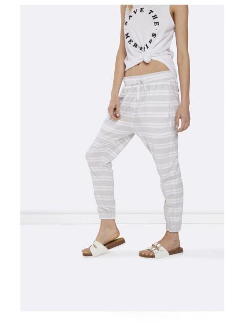 Weekend Stripe Pants KFCPL156000203-1