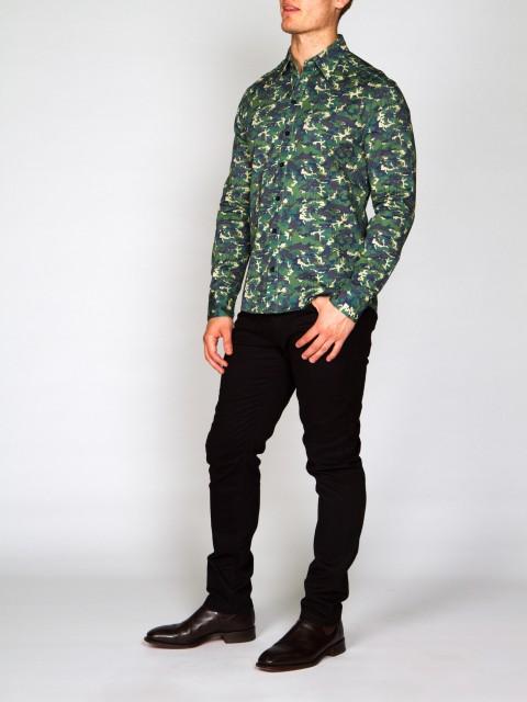UBERMEN-GREEN-SILENT-Camo-Twill-shirt-UMCSL162200208-2