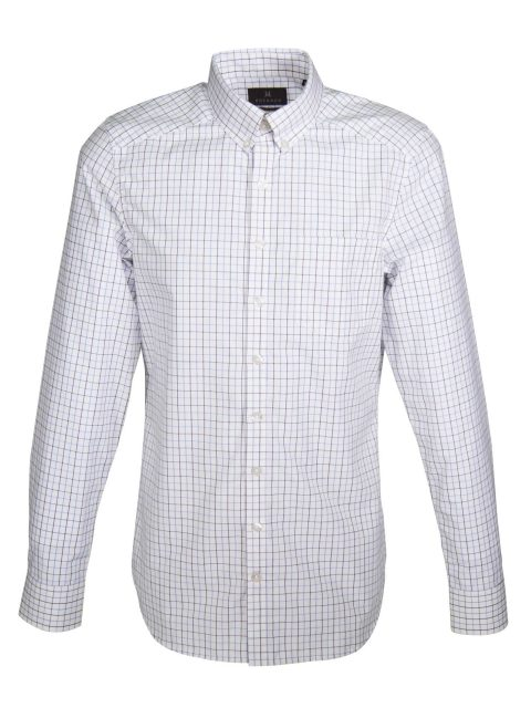 UBERMEN-Blue-Grid-Checked-Long-Sleeve-Shirt---UNDER