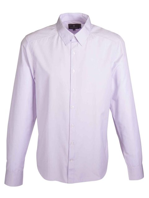 UBERMEN Lavender Business Long Sleeve Shirt - CHARM