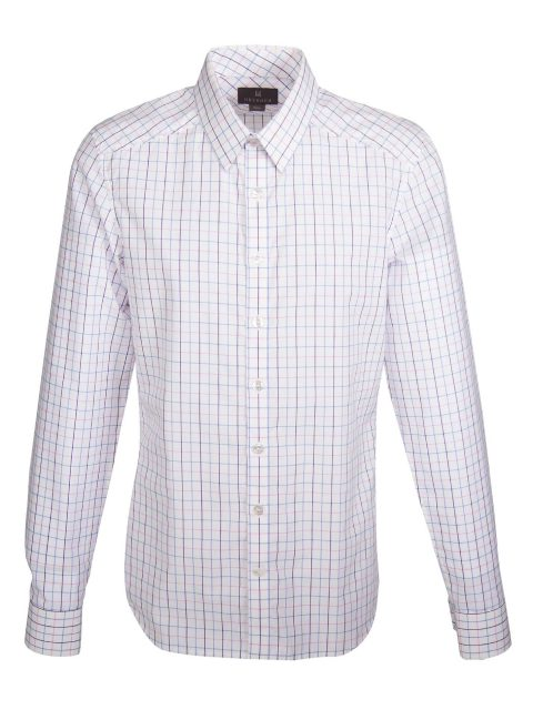 UBERMEN Multi Colour Check Long Sleeve Shirt - AUCTIONEER