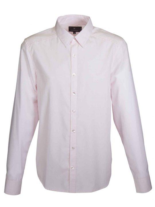 UBERMEN Pink Business Long Sleeve Shirt - EURASIAN