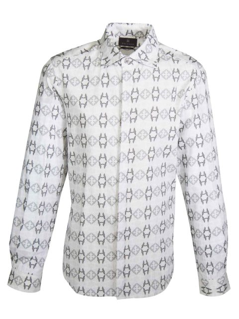 UBERMEN Printed Long Sleeve Shirt - GLIDERS