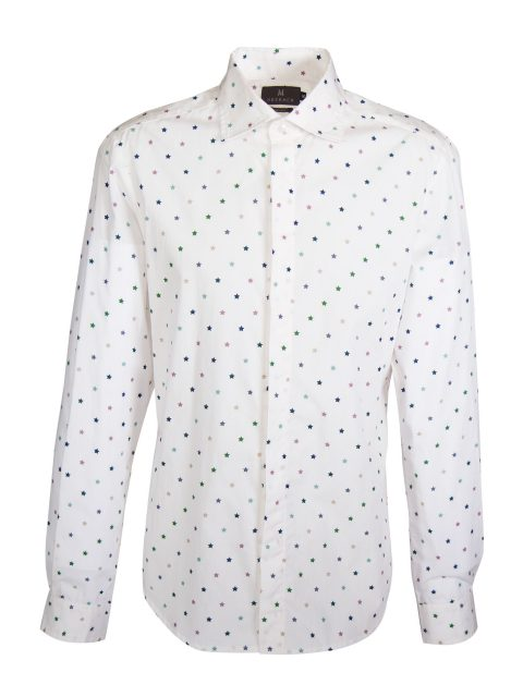 UBERMEN-White-Star-Printed-Long-Sleeve-Shirt---STAR-GAZE