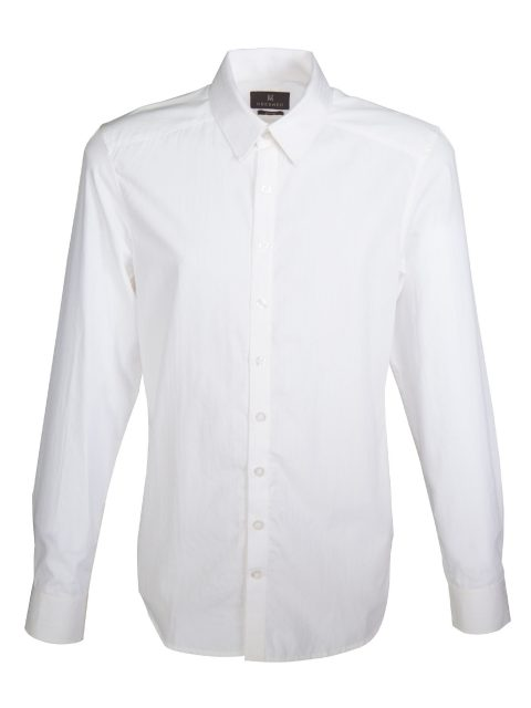 UBERMEN-White-Striped-Long-Sleeve-Shirt---DOBBY