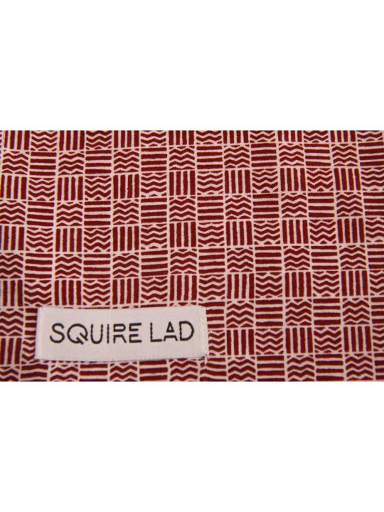 SQUIRE LAD - Artist Pocket Square-2