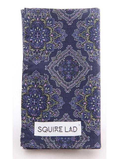 SQUIRE LAD - Joker Pocket Square-1