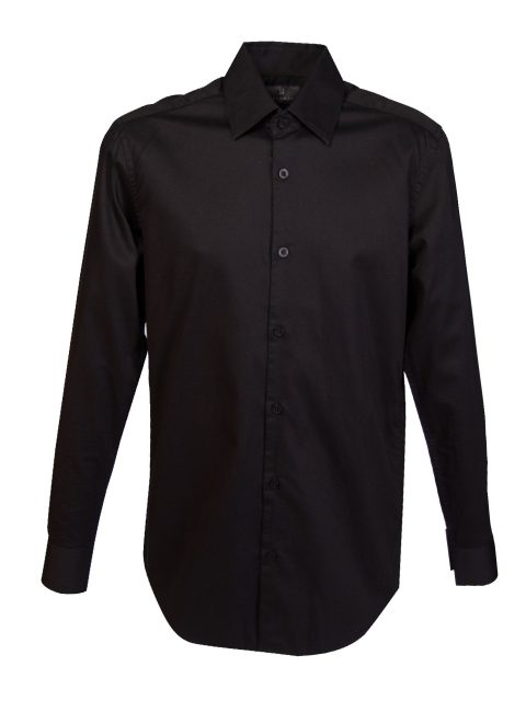 UBERMEN Black Business Shirt - NOIR