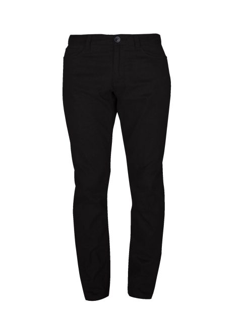 UBERMEN-Black-Twill-Chino-Pants---DUSK