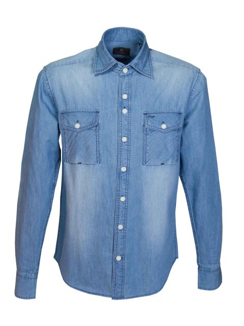UBERMEN-Denim-Long-Sleeve-with-Pocket-Details---PIERRE