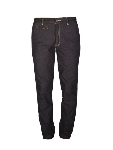 UBERMEN-Denim-Slim-Fit-Chino-Pants