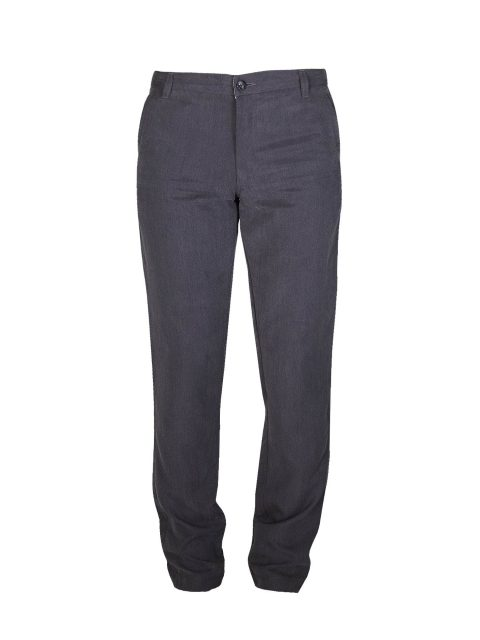 UBERMEN-Grey-Cotton-Trousers