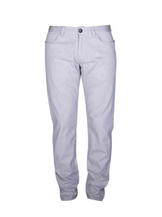 UBERMEN-Grey-Cotton-Twill-Chino-Pants---SEAFRA