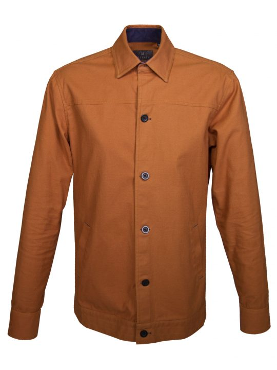 UBERMEN Khaki Long Sleeve Shirt - ARMOR