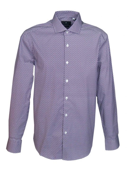 UBERMEN-Purple-Printed-Long-Sleeve-Shirt---PER