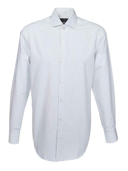 UBERMEN-White-Pin-Stripe-Business-Long-Sleeve-Shirt---OPPOSITION