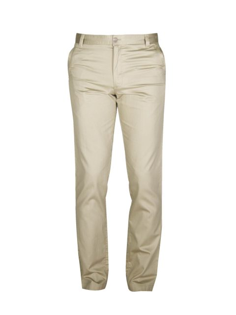 ubermen-beige-cotton-twill-trousers