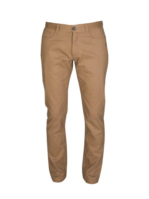 ubermen-brown-cotton-twill-chinos-cocoa