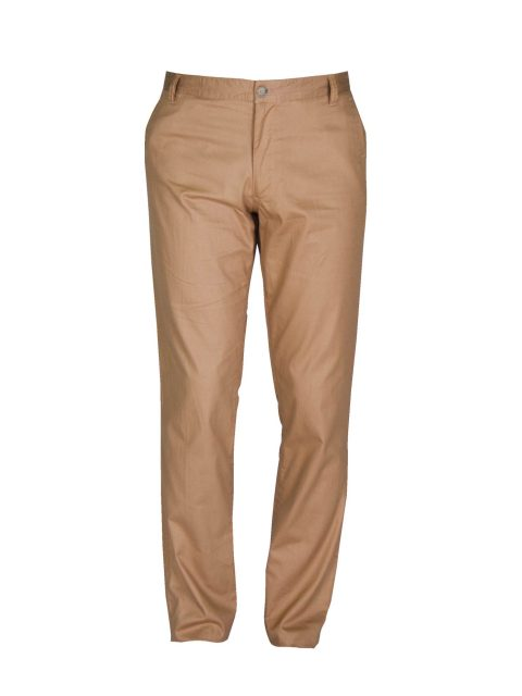 ubermen-brown-cotton-twill-trousers