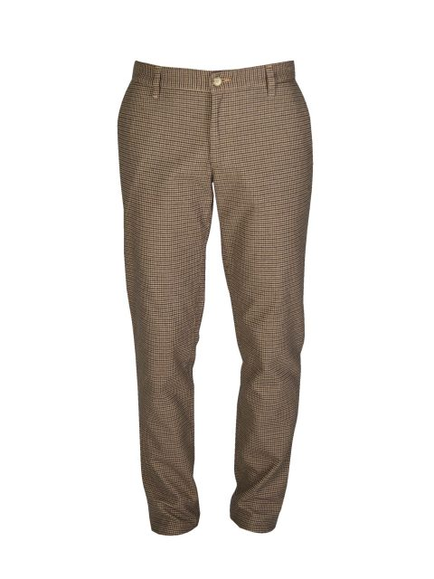 ubermen-brown-hound-tooth-checked-pants