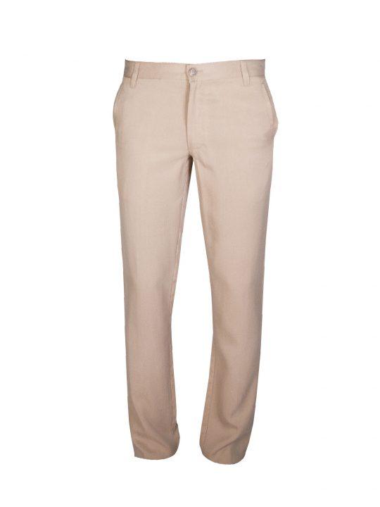 ubermen-khaki-cotton-twill-trousers