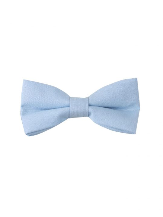 14-AUS-CUFFLINKS-BOWTIES-Light-Blue-Bow-Tie-1
