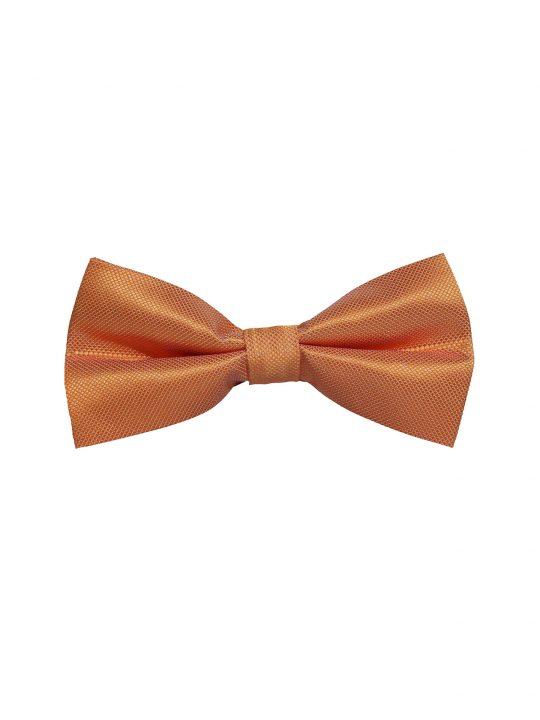 20-AUS-CUFFLINKS-BOWTIES-Classic-Orange-Bow-Tie-1