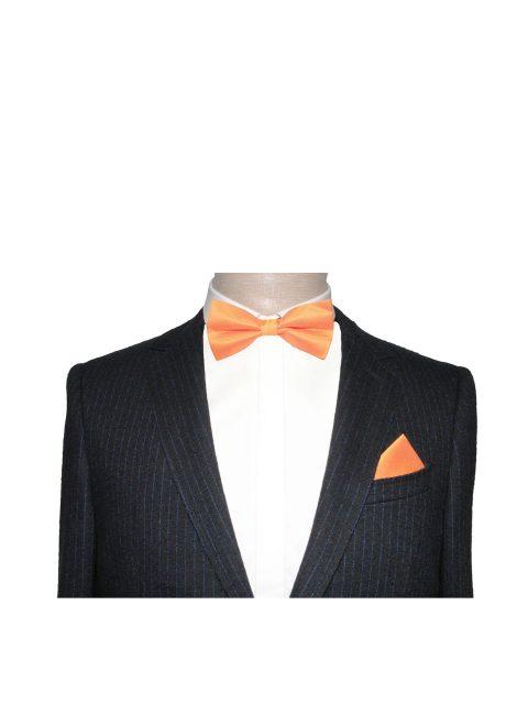 20-AUS-CUFFLINKS-BOWTIES-Classic-Orange-Bow-Tie-2