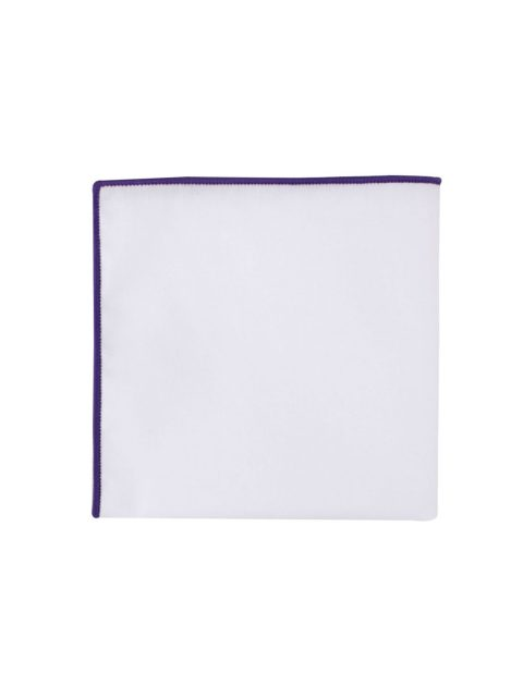 25-AUS-CUFFLINKS-POCKET-SQUARES-Purple-Edge-White-Pocket-Square-2