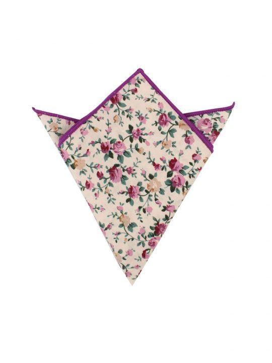 26-AUS-CUFFLINKS-POCKET-SQUARES-Pastel-Pink-Rose-Floral-Pocket-Square-1