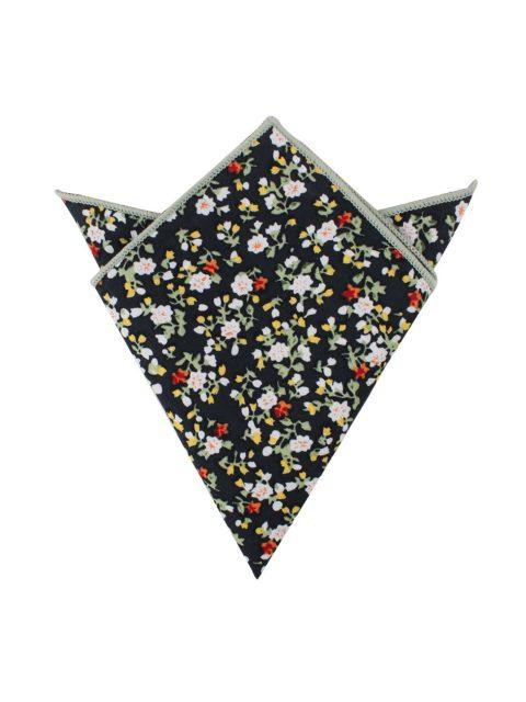 29-AUS-CUFFLINKS-POCKET-SQUARES-Black-Red-Yellow-Multi-Floral-Pocket-Square-1