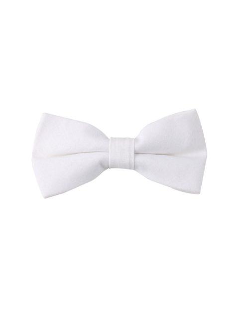 3-AUS-CUFFLINKS-BOWTIES-Classic-White-Bow-Tie-1