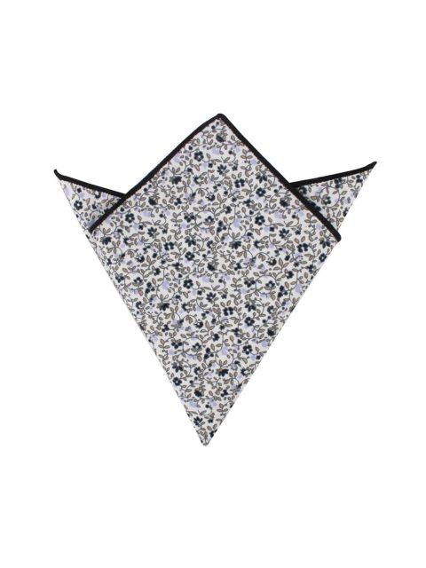 32-AUS-CUFFLINKS-POCKET-SQUARES-Black-Print-Floral-Pocket-Square-1