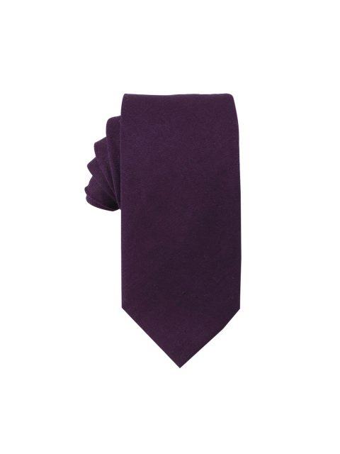 35-AUS-CUFFLINKS-TIE-Dark-Purple-Ties-1