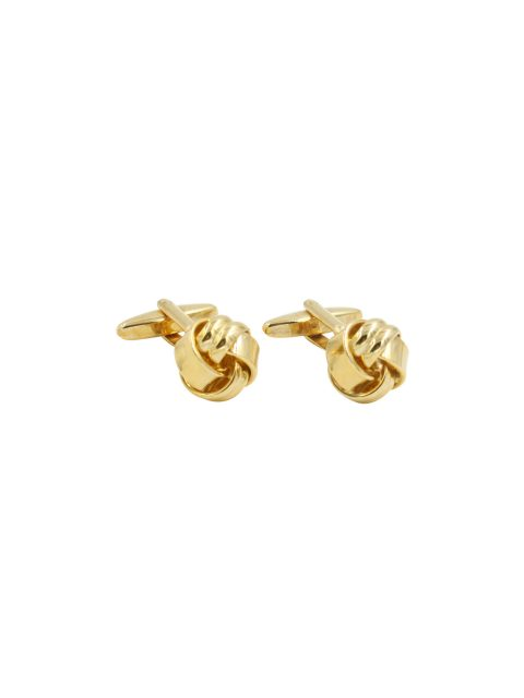 55-AUS-CUFFLINKS-CUFFLINK-Gold-Knot-Cufflinks-1